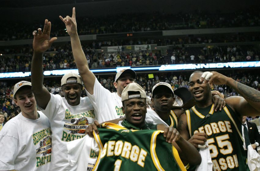 George Mason Patriots. (Photo by Win McNamee/Getty Images)