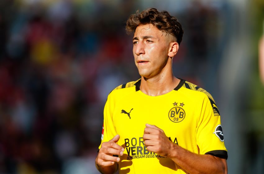 Alaa Bakir played a friendly match For Borussia Dortmund in September (Photo by TF-Images/Getty Images)