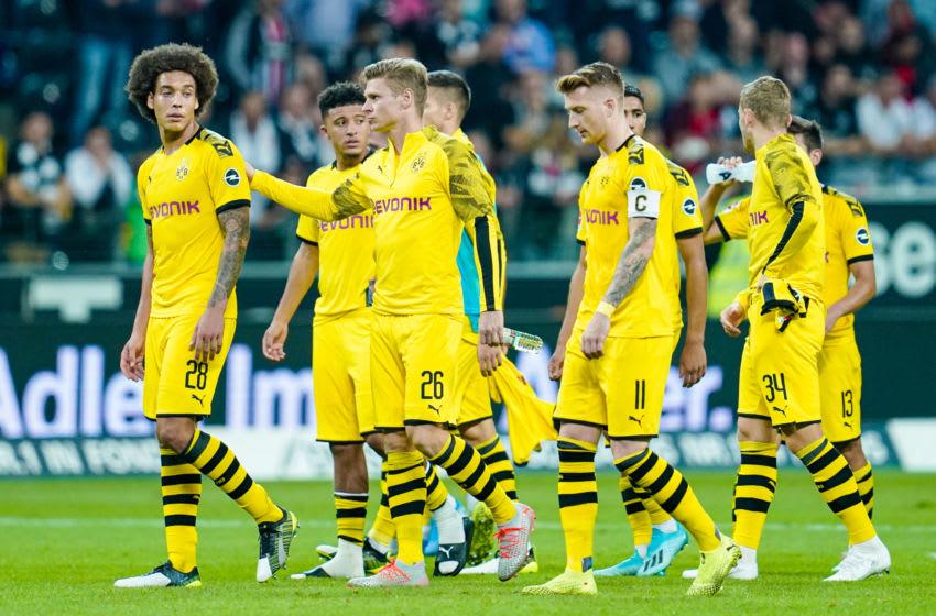 Dortmund Frankfurt Fußball
