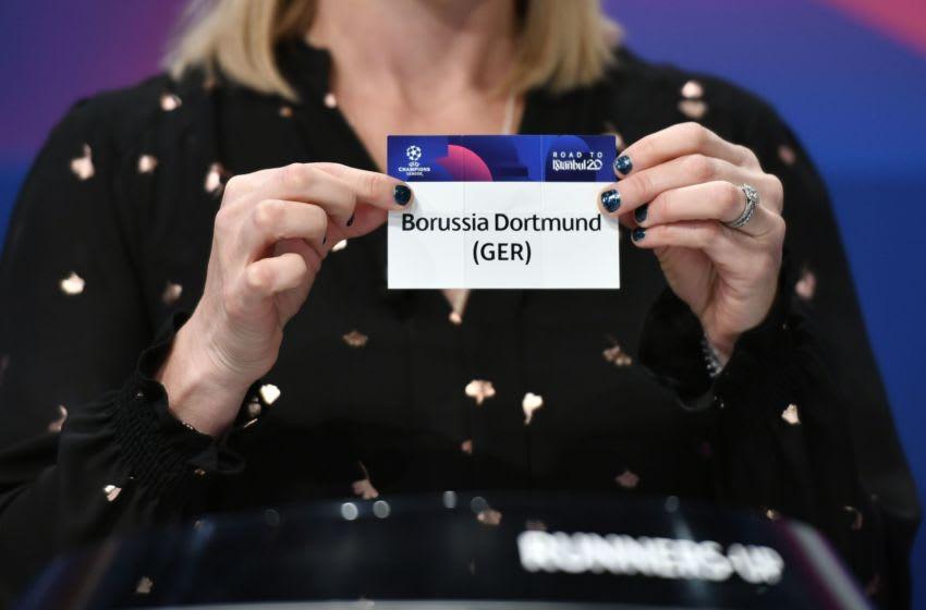 Borussia Dortmund (Photo by FABRICE COFFRINI/AFP via Getty Images)