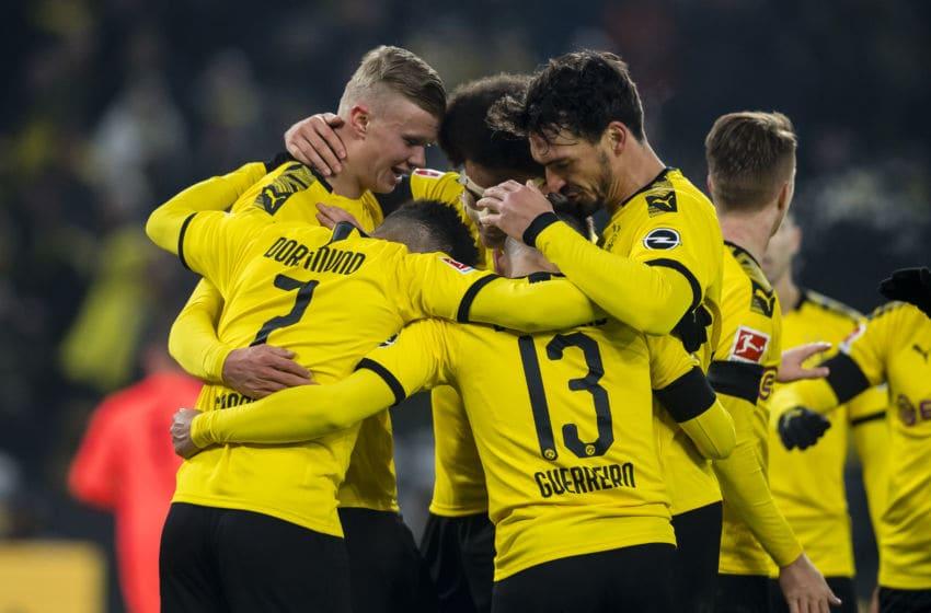 Bundesliga Köln Dortmund