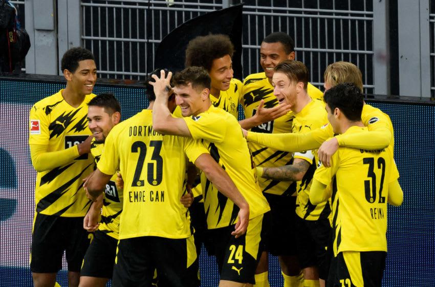 Borussia Dortmund (Photo by Alex Gottschalk/DeFodi Images via Getty Images)