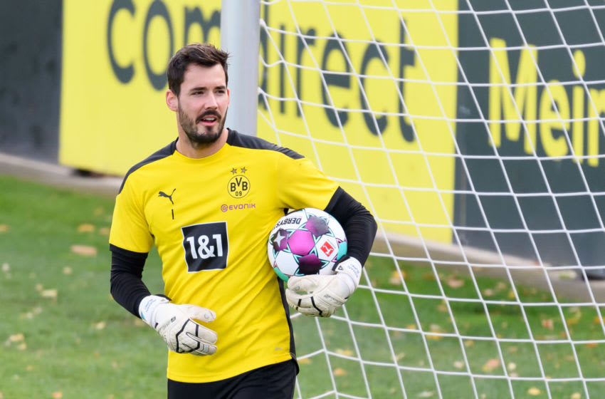 Roman Bürki (Photo by Alex Gottschalk/DeFodi Images via Getty Images)