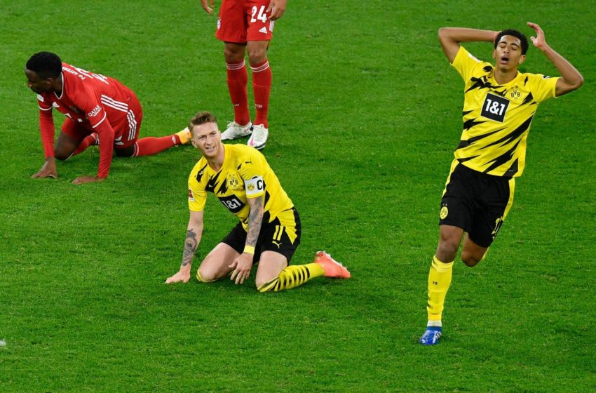 Marco Reus (Photo by MARTIN MEISSNER/POOL/AFP via Getty Images)