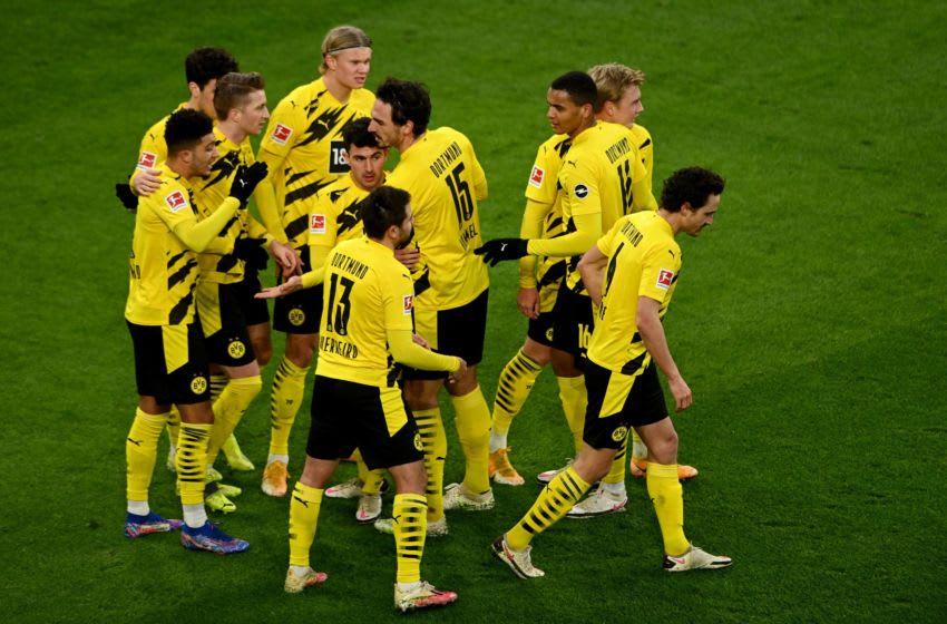Borussia Dortmund (Photo by SASCHA STEINBACH/EPA POOL/AFP via Getty Images)