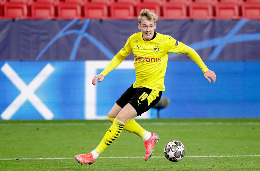 Julian Brandt (Photo by David S. Bustamante/Soccrates/Getty Images)