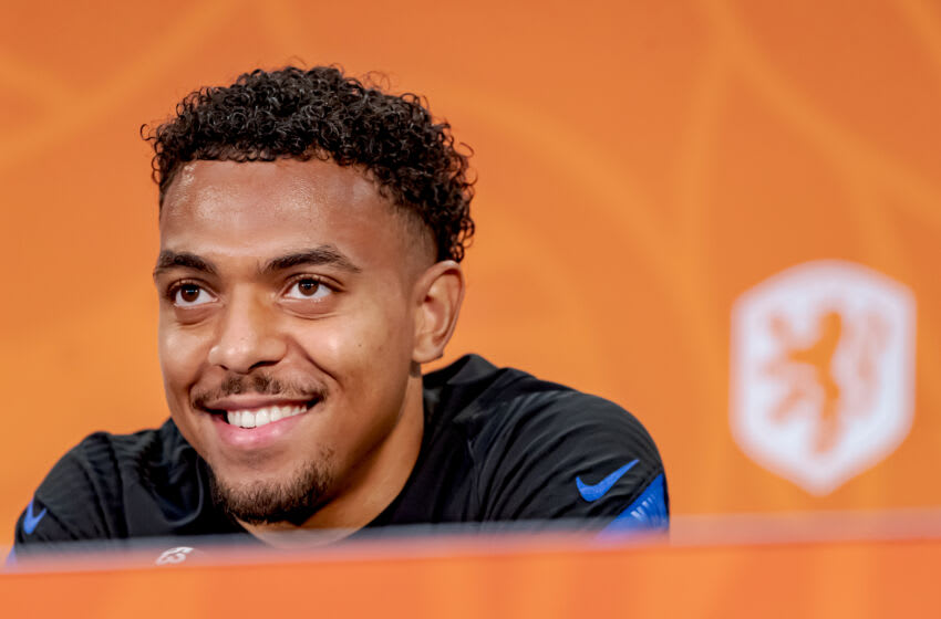 Donyell Malen (Photo by Eric Verhoeven/Soccrates/Getty Images)