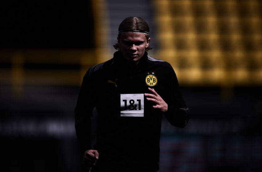Erling Haaland (Photo by Joosep Martinson/Getty Images)