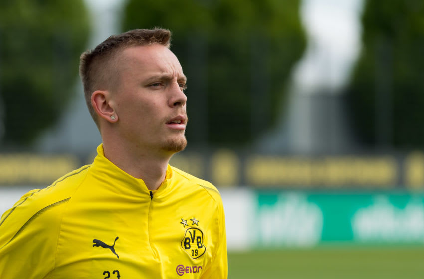 Marius Wolf of Borussia Dortmund (Photo by TF-Images/Getty Images)