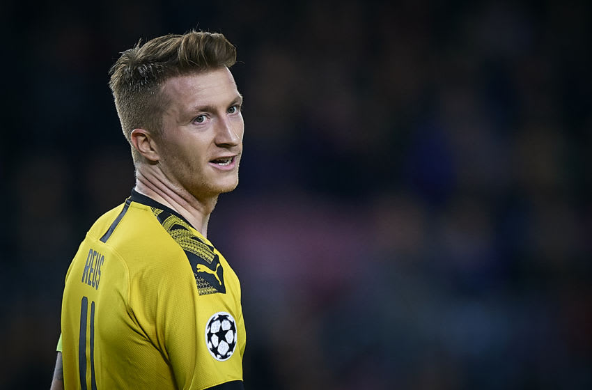 Marco Reus of Borussia Dortmund (Photo by Pablo Morano/MB Media/Getty Images)