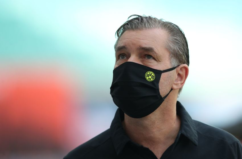 Borussia Dortmund sporting director Michael Zorc (Photo by RONNY HARTMANN/AFP via Getty Images)