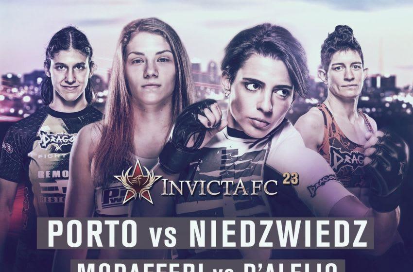 Invicta FC 23 fight card