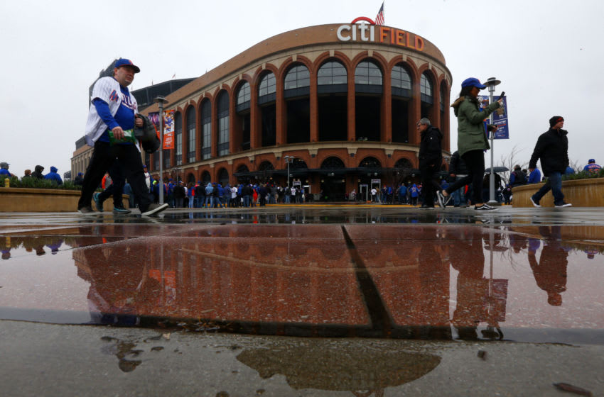 NEW YORK, NY - MARCH 29: A general view of Citi Field prior to the game between the New York Mets and the St. Louis Cardinals on Opening Day at Citi Field on March 29, 2018 in the Flushing neighborhood of the Queens borough of New York City. New York Mets defeated the St. Louis Cardinals 9-4. (Photo by Mike Stobe/Getty Images)