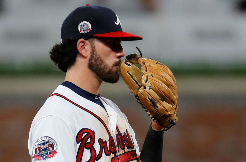 ATLANTA, GA - JUNE 06: Dansby Swanson