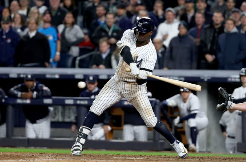 NEW YORK, NY - OCTOBER 17: Didi Gregorius