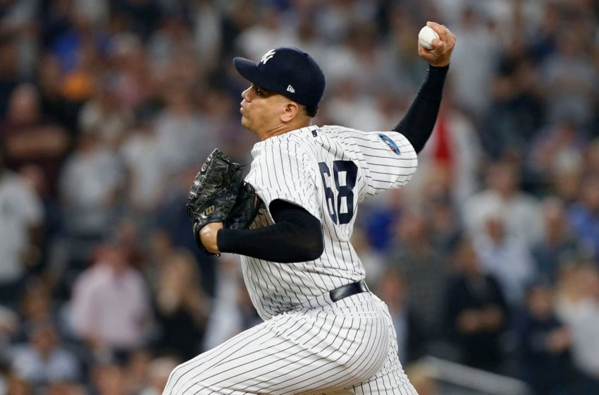 Betances is the Phillies target for Girardi to seal the deal regularly. Photo by Jim McIsaac/Getty Images.