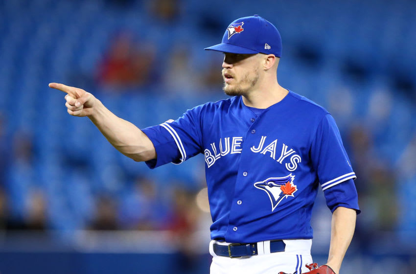 Is Giles pointing to Philly as his next destination? Photo by Vaughn Ridley/Getty Images.