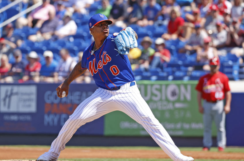 Re-upping Stroman will be the Mets' priority. Photo by Joel Auerbach/Getty Images.
