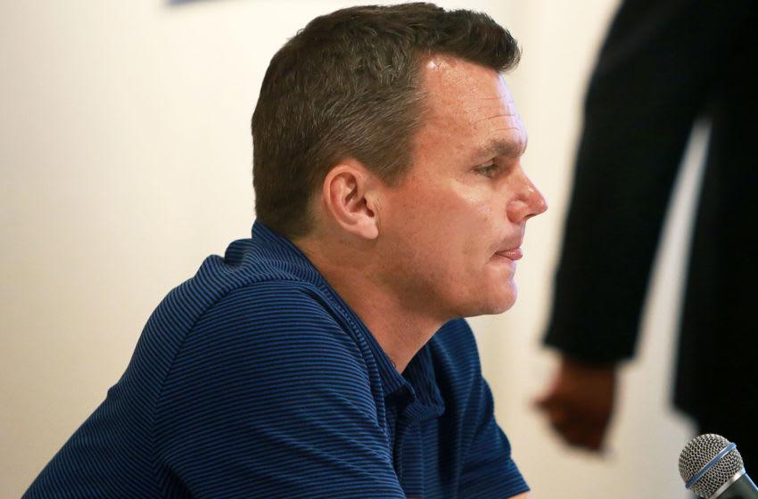 New Pittsburgh Pirates General Manager Ben Cherington (Photo by Jim Davis/The Boston Globe via Getty Images)