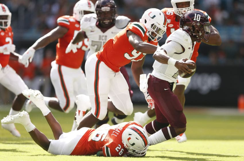 football mature team Miami to quickly secondary needs