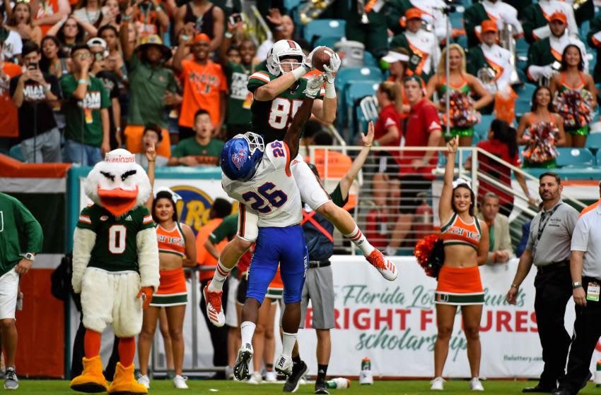 Sep 8, 2018; Miami Gardens, FL, USA; Mandatory Credit: Jasen Vinlove-USA TODAY Sports