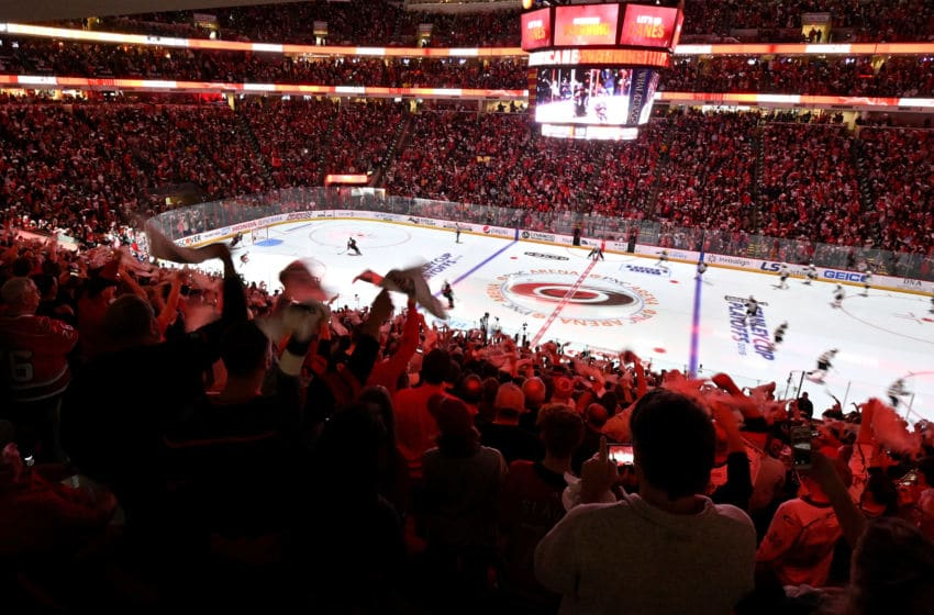 Carolina Hurricanes (Photo by Grant Halverson/Getty Images)