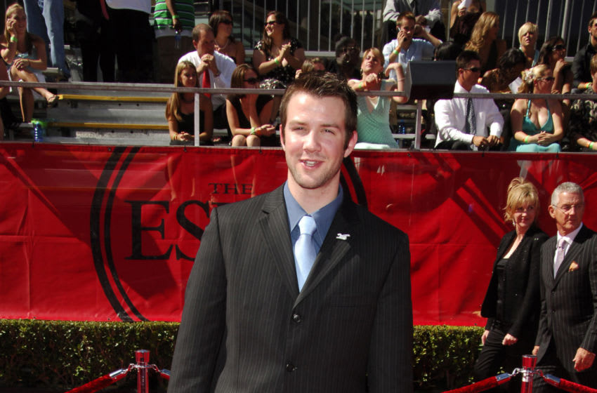 Cam Ward during 2006 ESPY Awards - Arrivals at Kodak Theatre in Los Angeles, California, United States. (Photo by SGranitz/WireImage for ESPN)