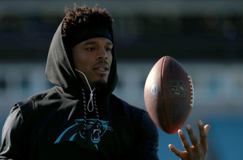 (Photo by Streeter Lecka/Getty Images) Cam Newton