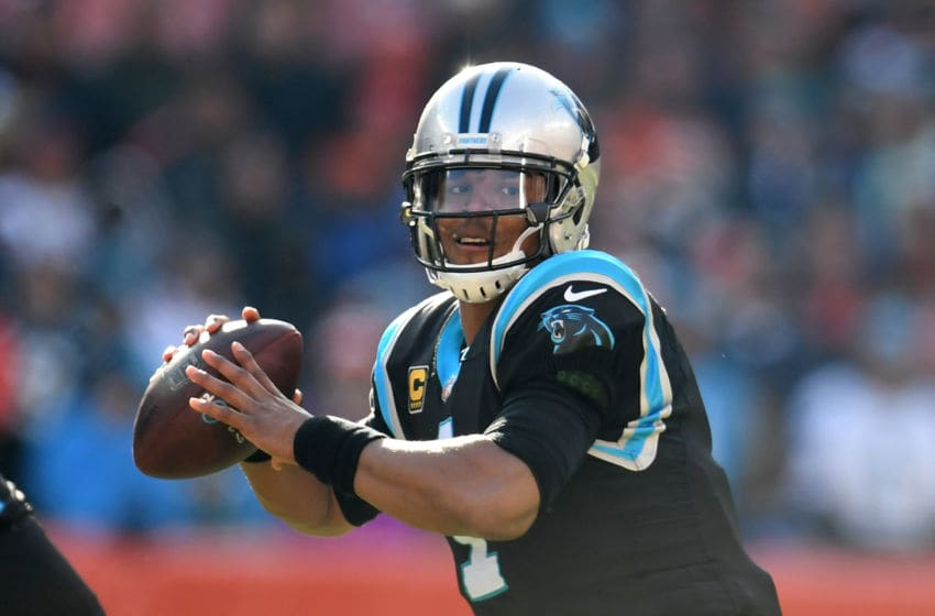 (Photo by Jason Miller/Getty Images) Cam Newton