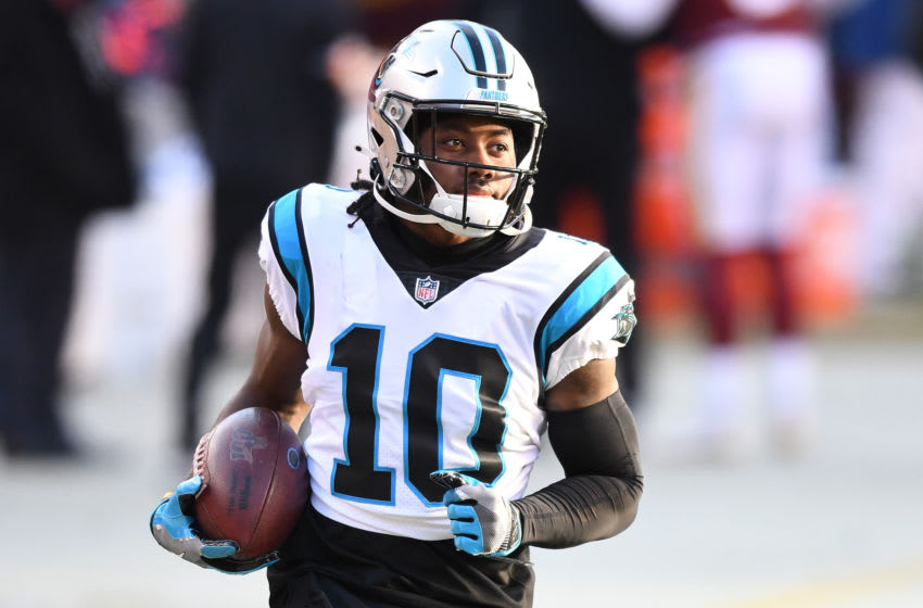 (Photo by Mitchell Layton/Getty Images) Curtis Samuel