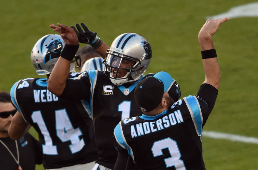 (Photo by Thearon W. Henderson/Getty Images) Cam Newton