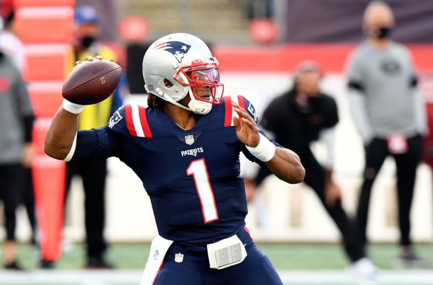 (Brian Fluharty-USA TODAY Sports) Cam Newton