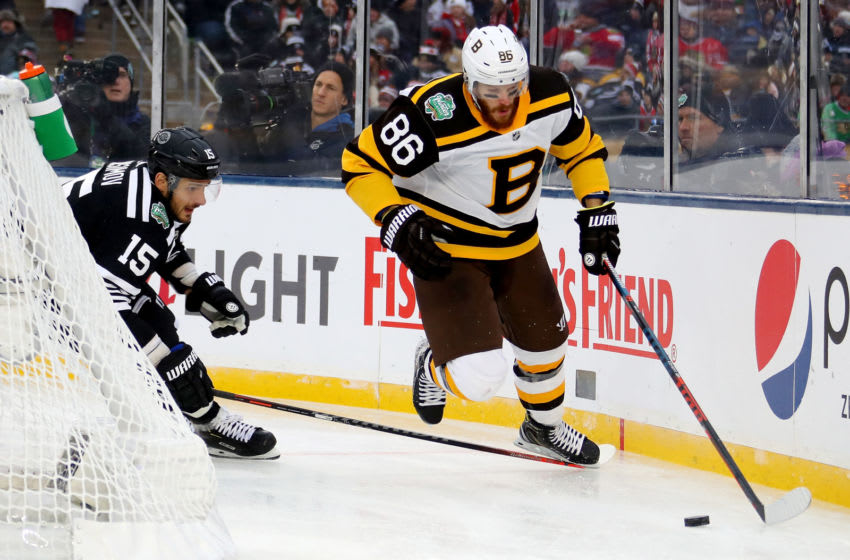 Boston Bruins, Kevan Miller #86 (Photo by Gregory Shamus/Getty Images)
