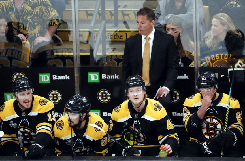 Boston Bruins, Bruce Cassidy (Photo by Patrick Smith/Getty Images)