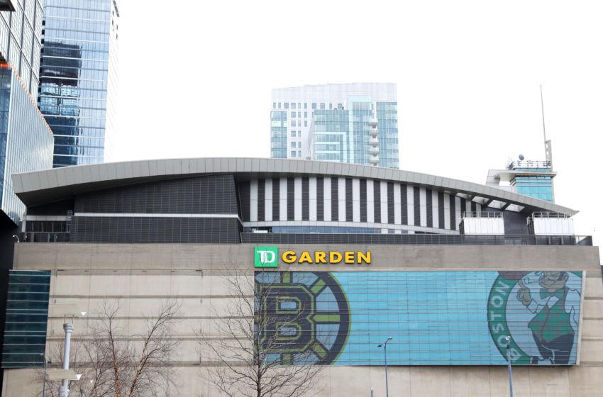 Boston Bruins, TD Garden (Photo by Maddie Meyer/Getty Images)
