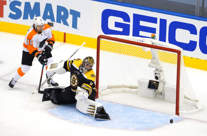Boston Bruins, Jaroslav Halak #41 (Photo by Andre Ringuette/Freestyle Photo/Getty Images)