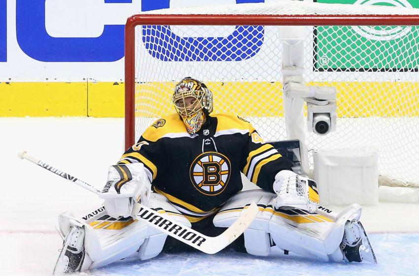 Boston Bruins, Tuukka Rask #40 (Photo by Andre/Ringuette/Getty Images)