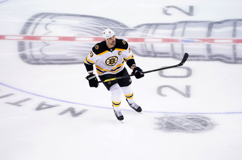 Boston Bruins, Zdeno Chara #33 (Photo by Andre Ringuette/Freestyle Photo/Getty Images)