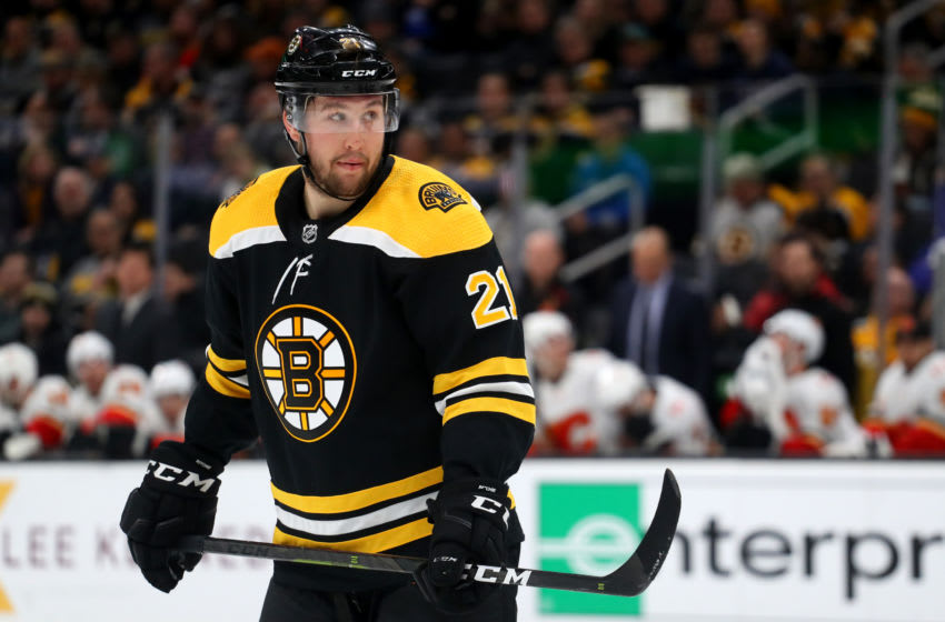 Boston Bruins, Nick Ritchie #21 (Photo by Maddie Meyer/Getty Images)