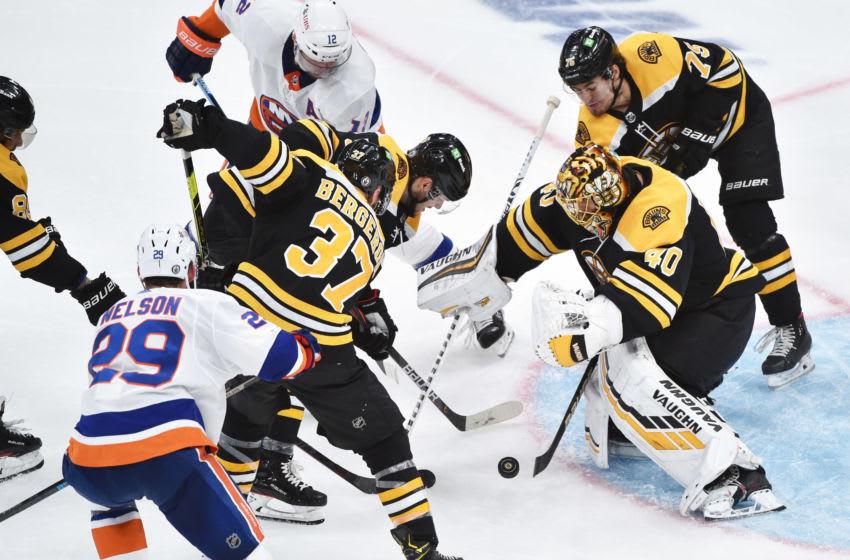 Shorthanded Bruins Face Elimination Against Islanders