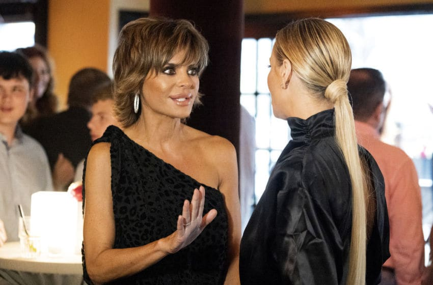 THE REAL HOUSEWIVES OF BEVERLY HILLS Lisa Rinna (Photo by: Isabella Vosmikova/Bravo)