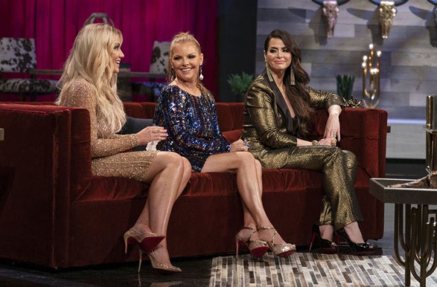 THE REAL HOUSEWIVES OF DALLAS --