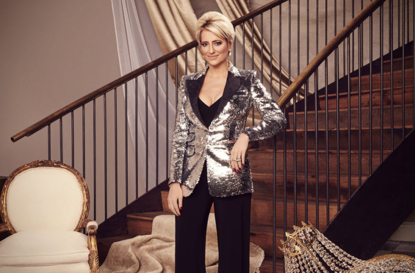 THE REAL HOUSEWIVES OF NEW YORK CITY Pictured: Dorinda Medley -- (Photo by: Sophy Holland/Bravo)