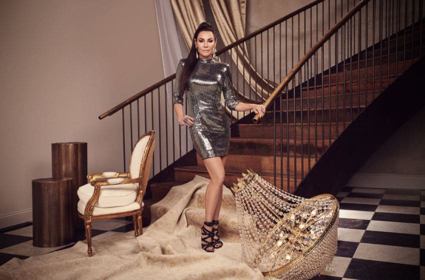 THE REAL HOUSEWIVES OF NEW YORK CITY, Luann de Lesseps (Photo by: Sophy Holland/Bravo)