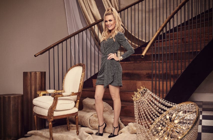 THE REAL HOUSEWIVES OF NEW YORK CITY -- Season:12 -- Pictured: Tinsley Mortimer -- (Photo by: Sophy Holland/Bravo)