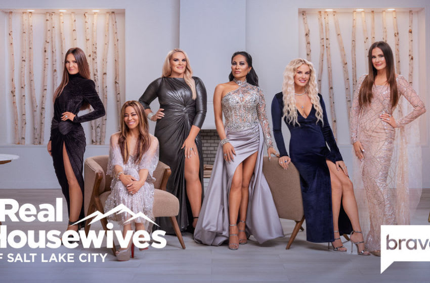 THE REAL HOUSEWIVES OF SALT LAKE CITY -- Pictured: