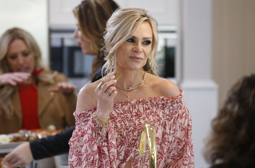 THE REAL HOUSEWIVES OF ORANGE COUNTY -- Episode 1402 -- Pictured: Tamra Judge -- (Photo by: Phillip Faraone/Bravo)