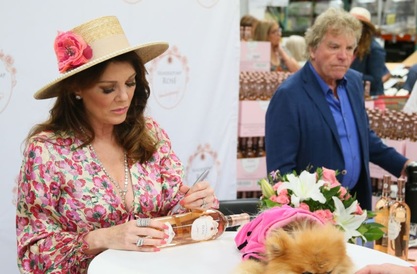 Lisa Vanderpump and Ken Todd (Photo by JB Lacroix/Getty Images)