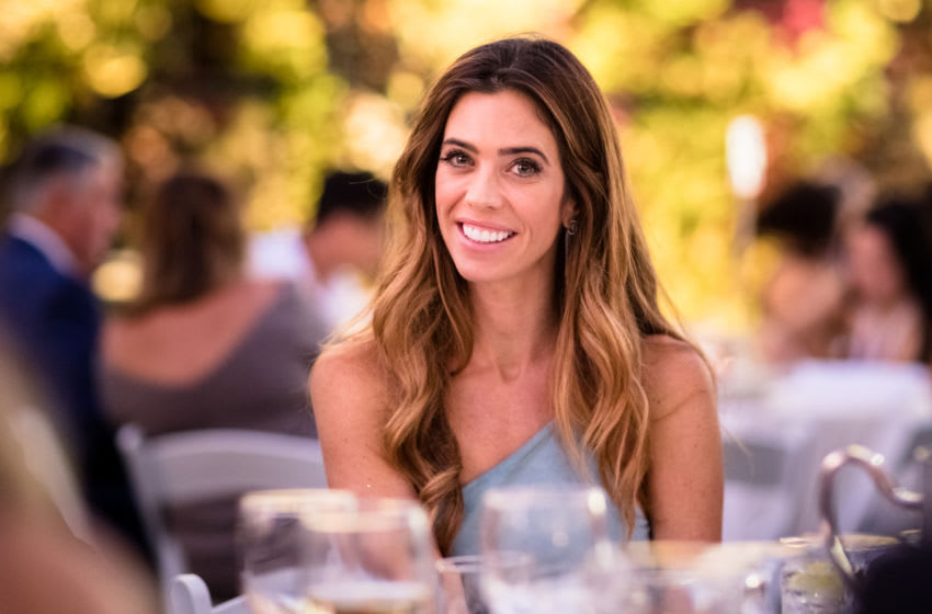 Lydia McLaughlin (Photo by Greg Doherty/Getty Images for Franz Skincare)