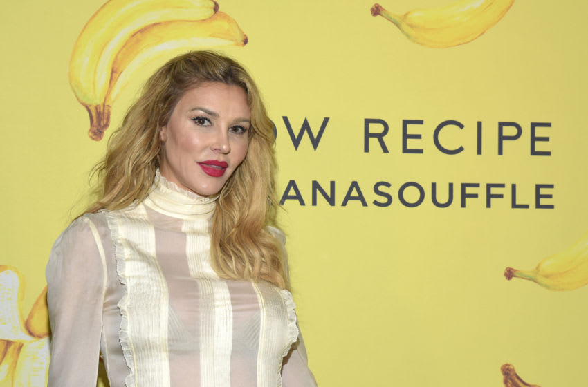 Brandi Glanville (Photo by Michael Tullberg/Getty Images)